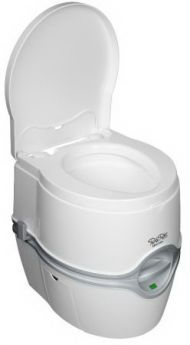 Porta Potti Excellence electric гранит – фото