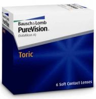 Bausch and Lomb PureVision Toric