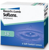 Bausch and Lomb SofLens 38