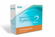 Bausch and Lomb PureVision 2 Toric