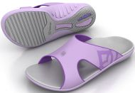 Spenco PolySorb Dove Grey/Purple 39-336 – фото