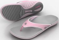 Spenco PolySorb Grey/Pink 39-329 – фото
