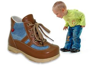 Ортопедическая обувь для детей